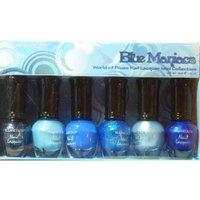 Kleancolor Nail Lacquer Mini Collection - Blue Maniacs (NPC602)