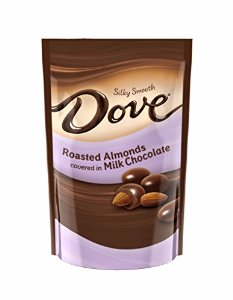 Dove Milk Almond Candy