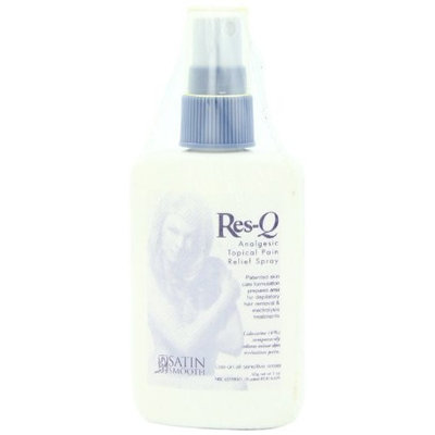 Satin Smooth Res-Q Analgesic Numbing Spray, 2 oz