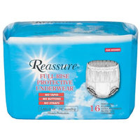 Deepsouth Packing Co.inc. Reassure Full Rise Ultra Protective Underwear, Bag of 18, Medium