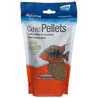Aqueon Supplies - Aqueon Cichlid Medium Pellets 7. 5 Ounce - 06183