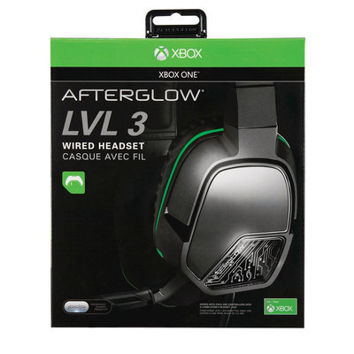 Performance Designed Products XB1 AFTERGLOW LVL 3 STEREO HEADSET
