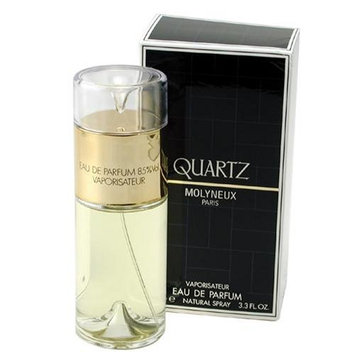 Quartz By Molyneux For Women. Eau De Parfum Spray 3.3 Ounces