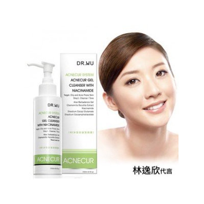 DR.WU Deep Cleansing Gel with Niacinamide 150mL