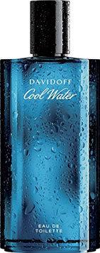 Cool Water Original By Davidoff For Men. Eau De Toilette Spray 4.2 Ounces
