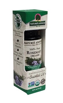 Nature's Answer 100 Percent Pure Organic