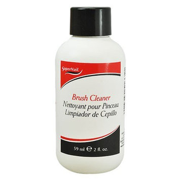 super nail Brush Cleaner 59ml-2oz