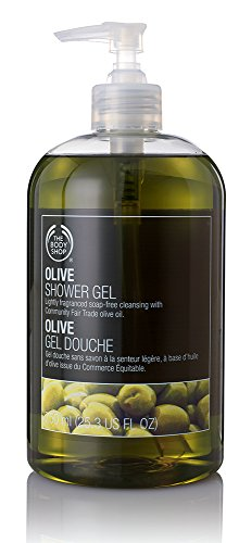The Body Shop Olive Shower Gel Jumbo
