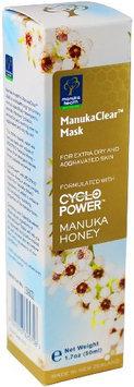 Manuka Health MGO 600 Manuka clear Mask