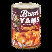 Bruce's Yams Cut Sweet Potatoes In Orange Pineapple Sauce