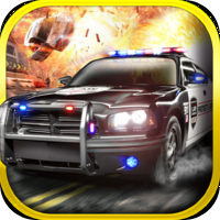 Mountain Wizard Games 3D Police Drag Racing Driving Simulator Game: Race The Real Turbo Chase