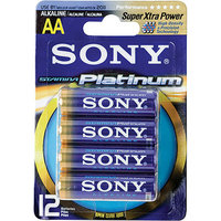 Sony AM3PTB12A AA Alkaline Batteries
