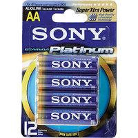 Sony AM3PTB12A AA Alkaline Batteries
