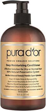 Premium Organic Deep Moisturizing Argan Oil Conditioner (Gold Label)