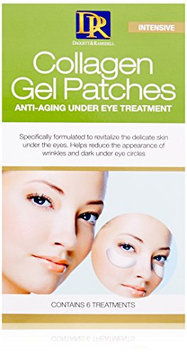 D&R collagen gel patches anti-aging under eye treatment