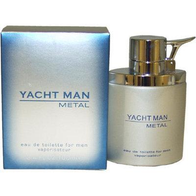 Yacht Man Metal by Puig Eau-de-toilette Spray for Men