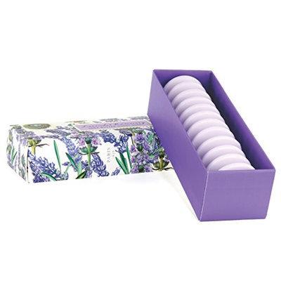 Michel Design Works Triple Milled Guest Soap Box Set