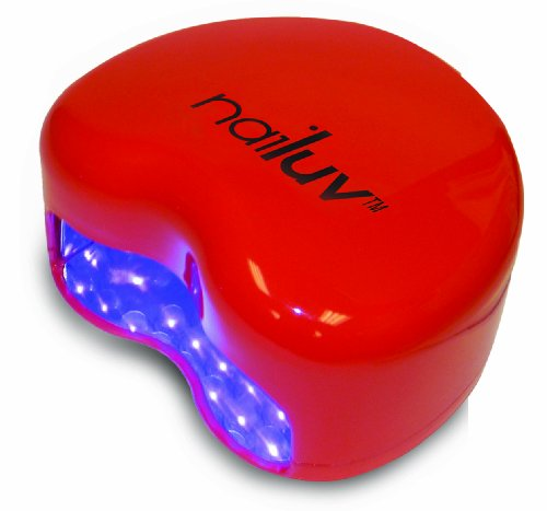 Nailluv 4 Watt Led Nail Lamp