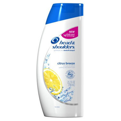Head & Shoulders Dandruff Shampoo Citrus Breeze