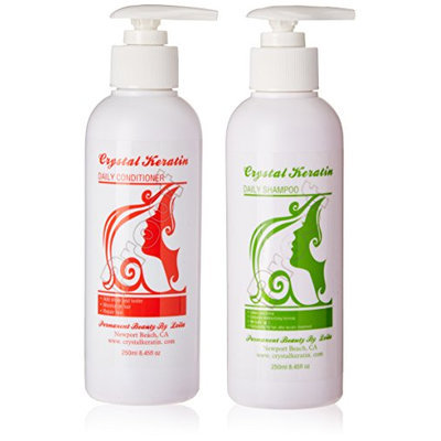 Sulfate Free Shampoo & Conditioner