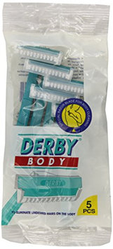 Derby Razor for Body Shave