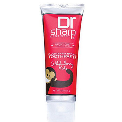 Dr. Sharp Natural Oral Care Toothpaste