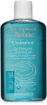 Eau Thermale Avène Cleanance Cleansing Gel for Face and Body