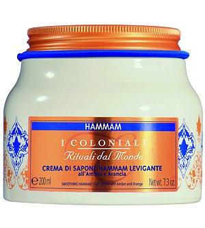 I Coloniali Smoothing Hammam Soap Cream