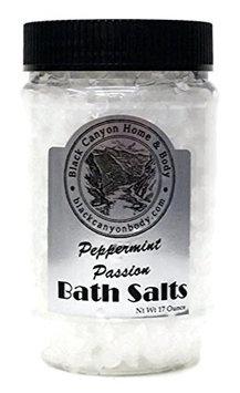 Black Canyon Peppermint Passion Bath Sea Salts
