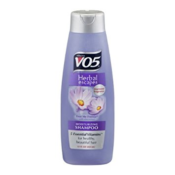 Alberto VO5® Herbal Escapes Moisturizing Shampoo Free Me Freesia