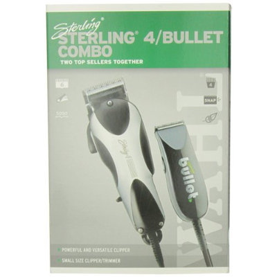 Wahl 8474 Combo Sterling 4 Clipper with Bullet Trimmer