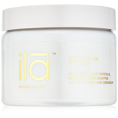 ila-Spa Bath Salts for Cleansing