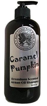 Black Canyon Argan Oil Hair Shampoo 16 Oz (Pumpkin Delight)