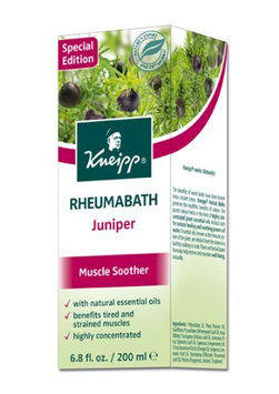 Kneipp Juniper Muscle Soothing Value Size Bath Oil