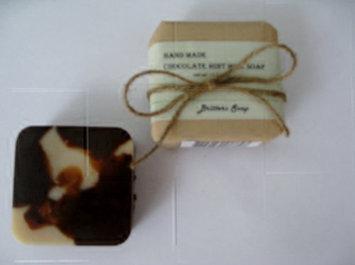 Chocolate Mint 100% Handmade Chocolate Mint Milk Soap