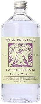 Pre de Provence Fresh Smelling Ironing Linen Water 33.8 Ounce Refill Bottle - Lavender