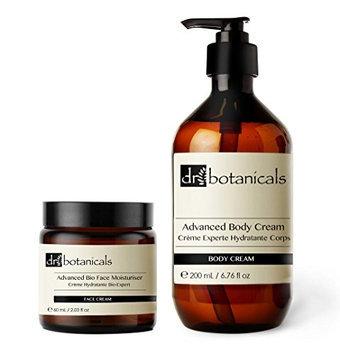 Dr Botanicals Advanced Bio Face Moisturizer Plus Advanced Miracle Body Repair