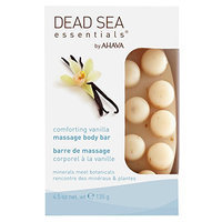 Dead Sea Essentials by Ahava Comforting Vanilla Massage Soap Bar