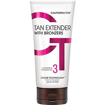 California Tan Extender with Bronzers