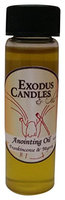 Exodus Candles & Oils Frankincense and Myrrh Anointing Oil