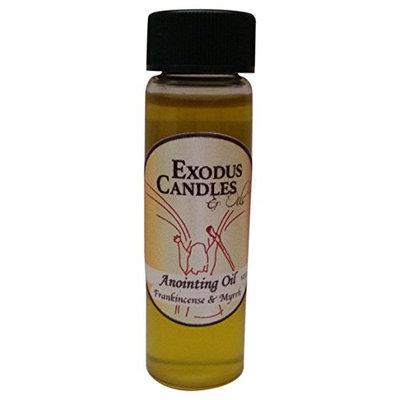 Exodus Candles & Oils Frankincense and Myrrh Anointing Oil