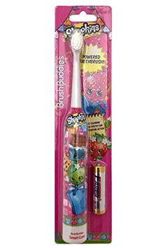 Brush Buddies Shopkins Sonic Powered Toothbrush