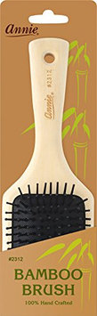 Annie Bamboo Brush with square Head