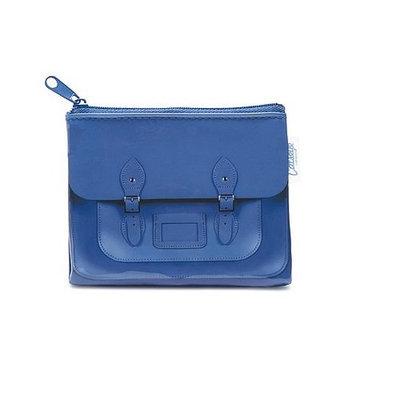 Catseye Satchel Periwinkle Cosmetic Bag