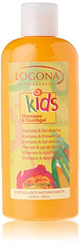 Logona Kids Shampoo and Shower Gel
