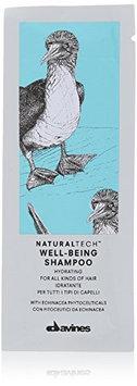 Davines Natural-Tech Well-being Shampoo Sachet Kit for Unisex