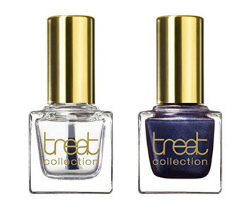 Treat Collection Natural Nail Polish Duo