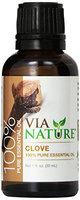 Via Nature 100 Percent Essential Oil