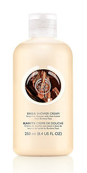 The Body Shop Shea Shower Cream Regular