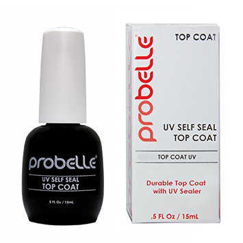 Probelle UV Self Seal Top Coat Longer Lasting Manicure